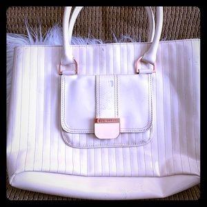 Ted Baker Retro Inspired leather handbag